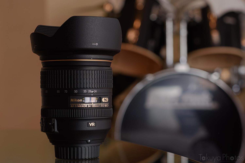Nikon 24-120mm F4G