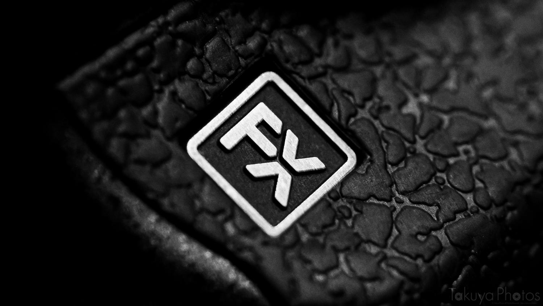 Nikon FXロゴ